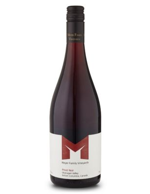 Meyer Family Vineyards Okanagan Valley Pinot Noir