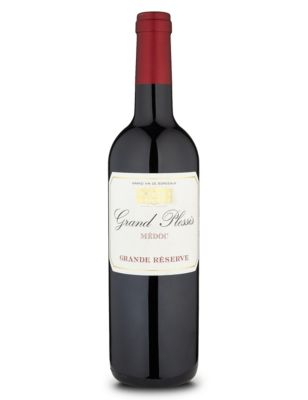 Grand Plessis Medoc Grand Reserve 2015