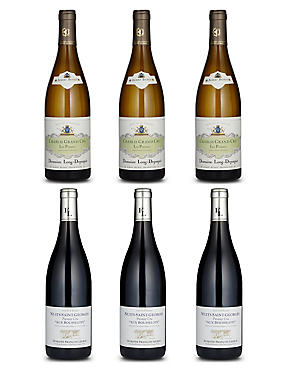 Burgundian Fine Wine - Case of 6
