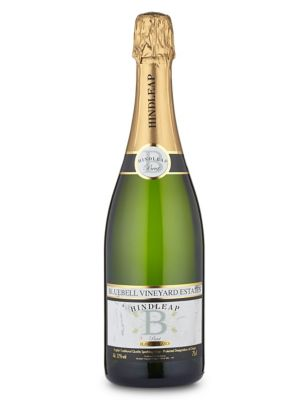 Marks & Spencer Bluebell Vineyard Estate Hindleap Blanc de Blancs 2011