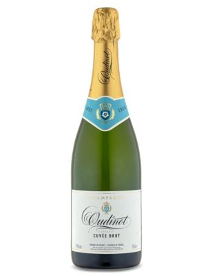 Oudinot Champagne Brut NV,France
