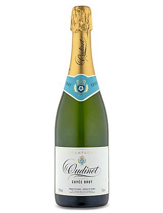 Oudinot Brut NV Champagne - Case of 6 Wine