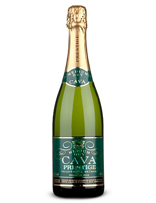 Cava Prestige Medium Dry - Case of 6 Wine