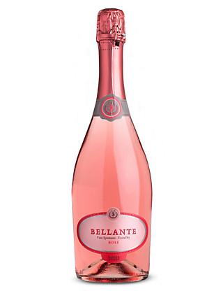 Bellante Sparkling Rosè - Case of 6 Wine
