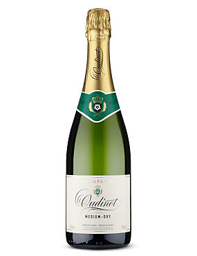 Oudinot Medium Dry Champagne - Case of 6
