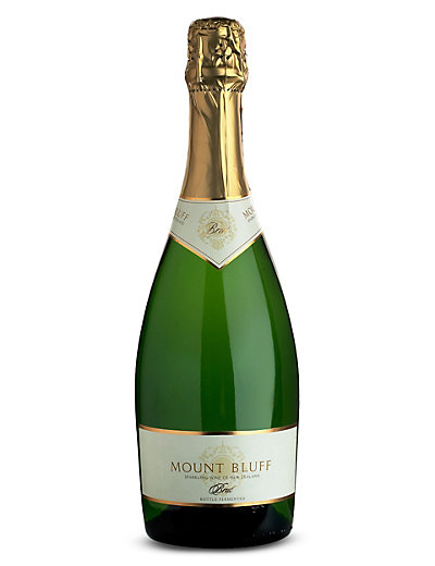 Mount Bluff Sparkling Brut NV - Case of 6 Wine