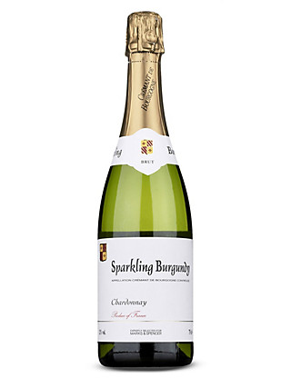 Chardonnay Sparkling Burgundy NV - Case of 6 Wine
