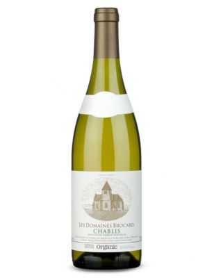 Les Domaines Brocard Organic Chablis 2014