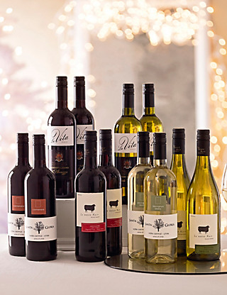 Entertainers' Selection - Case of 12 Wine