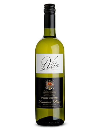 La Vita Pinot Grigio - Case of 6 Wine