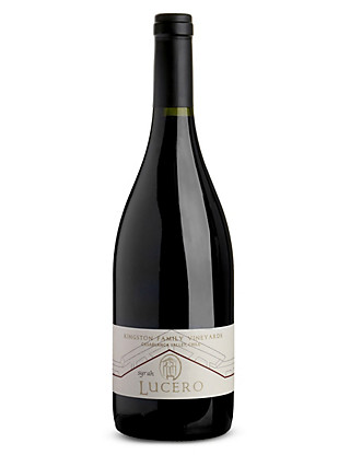Kingston Lucero Syrah - Case of 6 Wine