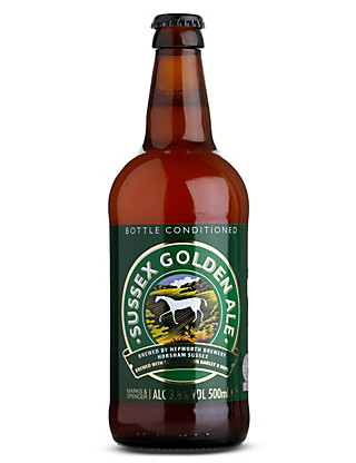 Sussex Golden Ale - Case of 20 Wine