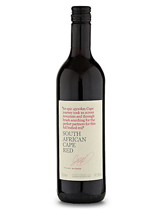Cape Red - Case of 6 Wine
