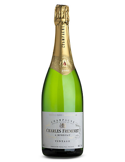 Charles Freminet Vintage Champagne - Case of 6 Wine