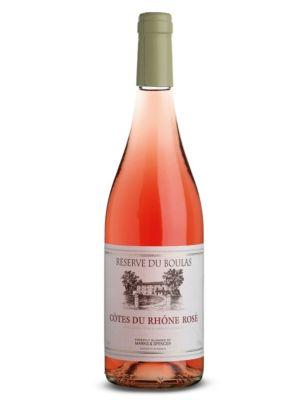 Reserve du Boulas Côtes du Rhône Rosé 2013