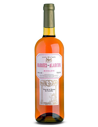 Marques De Alarcon Rosado - Case of 6 Wine