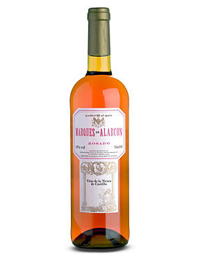 Marques De Alarcon Rosado - Case of 6