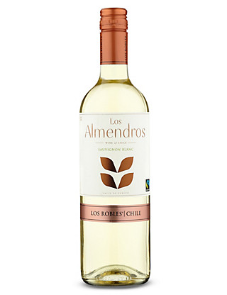 Los Almendros Fairtrade® Sauvignon Blanc - Case of 6 Wine