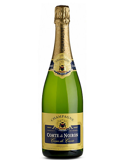 Comte De Noiron NV Champagne - Case of 6 Wine