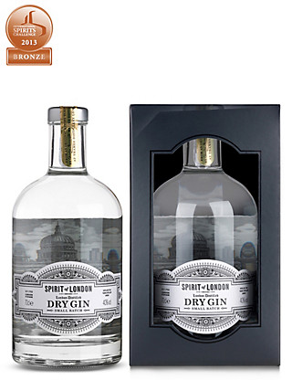 Spirit of London - Dry Gin - Single Bottle Wine