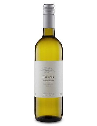 Quercus Pinot Grigio - Case of 6 Wine