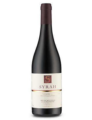 Syrah de l'Ardeche - Case of 6 Wine