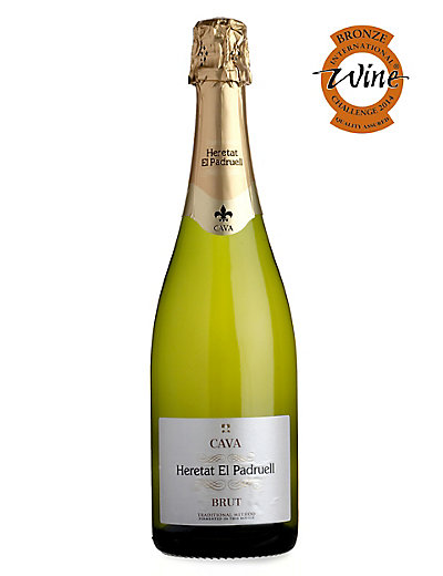 Cava Hererat El Padruell NV - Case of 6 Wine