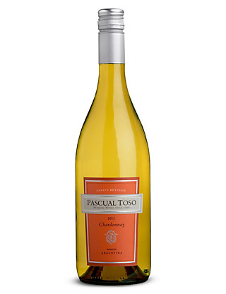 Pascual Toso Chardonnay - Case of 6 Wine