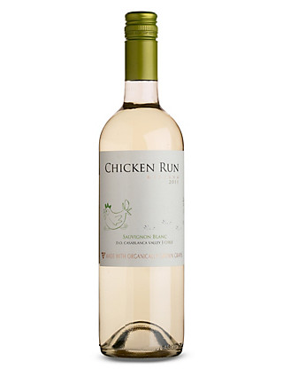 Chicken Run Reserva Sauvignon Blanc - Case of 6 Wine