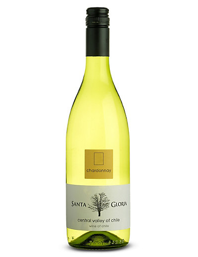 Santa Gloria Reserva Chardonnay Case of 6 Wine