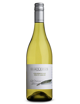 Deakin Estate Chardonnay Pinot Grigio - Case of 6 Wine