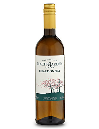 Peach Garden Chardonnay - Case of 6 Wine