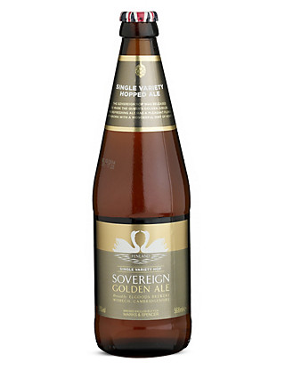 Sovereign Golden Ale - Case of 20 Wine