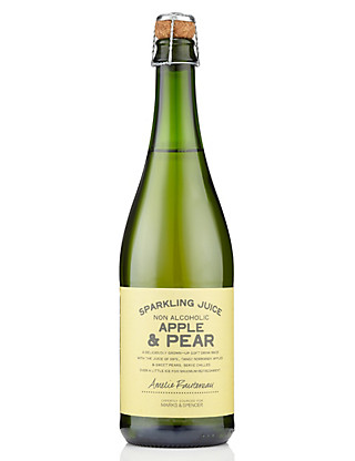 Sparkling Normandy Apple & Pear Juice - Case of 6 Wine
