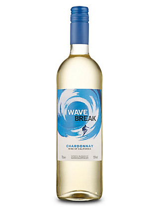 Wave Break Chardonnay - Case of 6 Wine