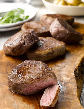 6 Aberdeen Angus Fillet Steaks