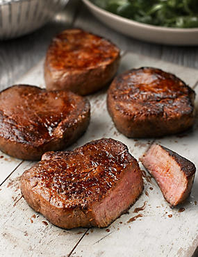4 Thick Cut Fillet Steak