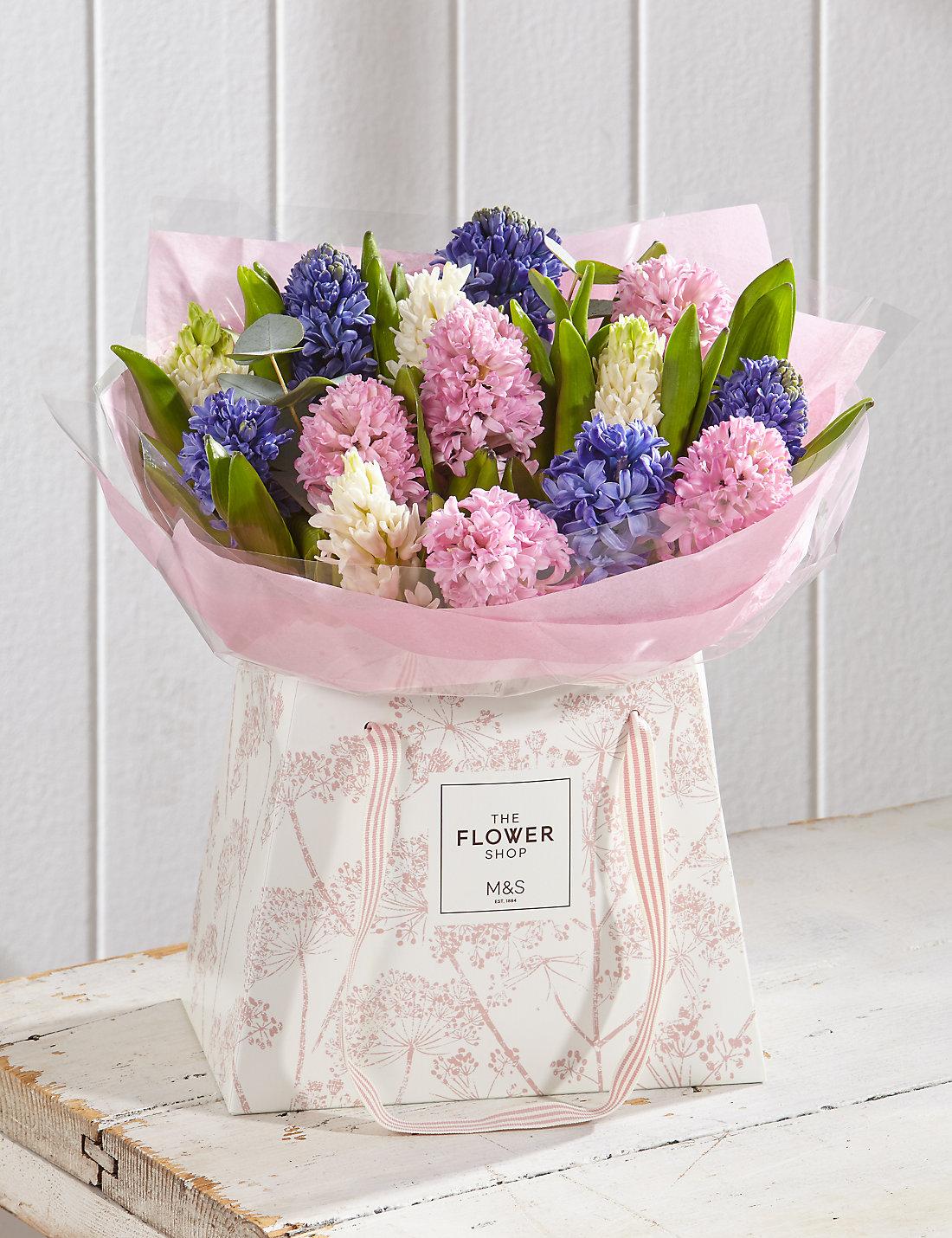 Hyacinth gift bag ms hyacinth gift bag dhlflorist Choice Image