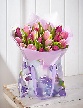 Mother's Day Tulip Gift Bag (Pre Order)