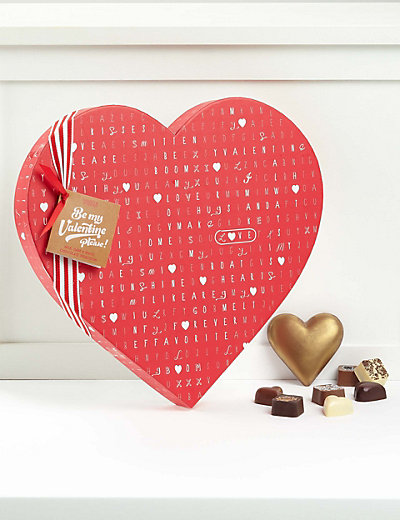 A Little Love Letter Chocolates  MS