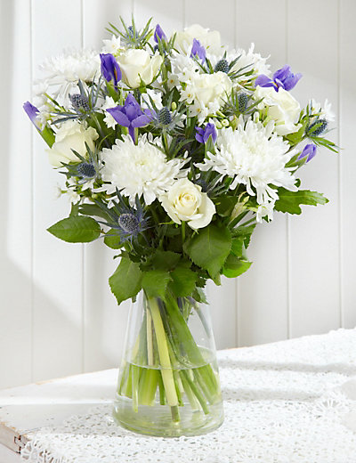 Large Bouquet of the Season Flowers