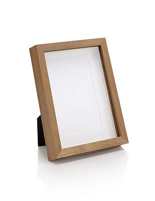 Essential 4X6 Photo Frame, NATURAL, catlanding