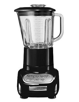 KitchenAid 1.5 L Artisan® Blender, BLACK, catlanding