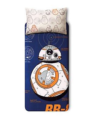 Star Wars™ BB-8™ Bedset, BLUE MIX, catlanding
