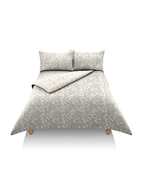 Lot de 2taies d'oreiller, excellent rapport qualité-prix, GRIS-BLEU, catlanding