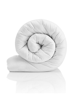 Anti-Allergy 13.5 Tog Duvet, WHITE, catlanding