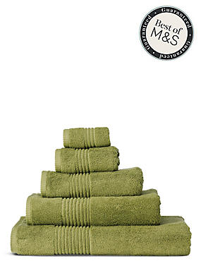 Luxury Egyptian Cotton Towel, SOFT GREEN, catlanding