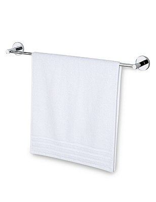 Spa Towel, WHITE, catlanding