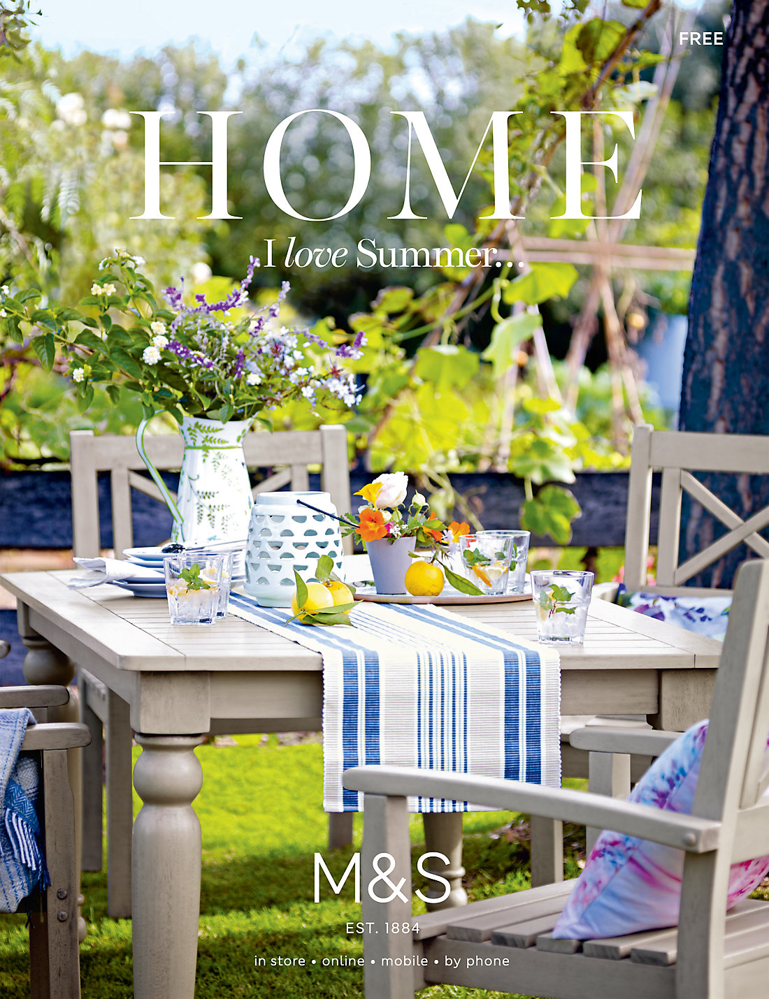 Summer 2015 Home Catalogue. Summer 2015 Home Catalogue   M S