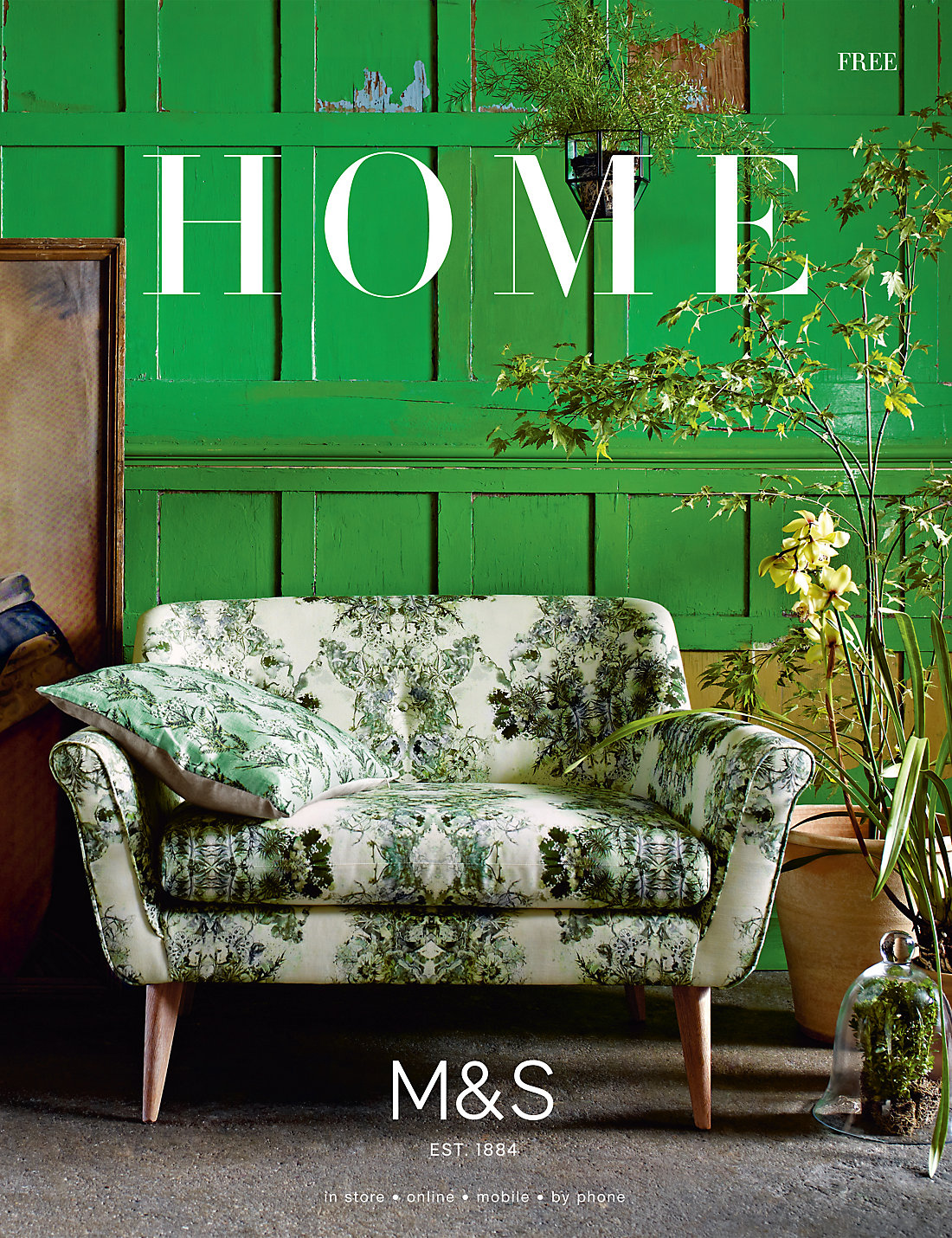Spring 2015 Home Catalogue. Spring 2015 Home Catalogue   M S